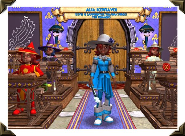 Mystic Worlds: Casual MMO: Wizard 101