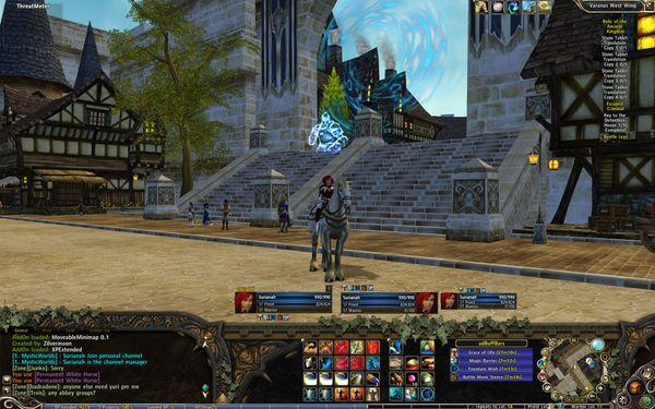 Mystic Worlds: Runes of Magic: Macros, Mods and UI Customization
