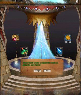 Mystic Forge 1