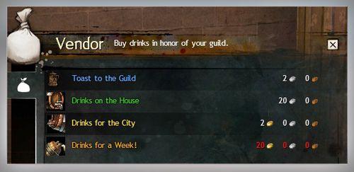 GW2 Bribes