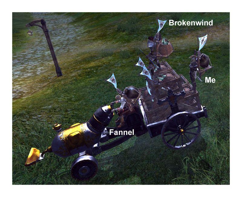 Farm Wagon 2