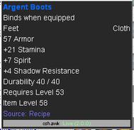 Argentdawnboots